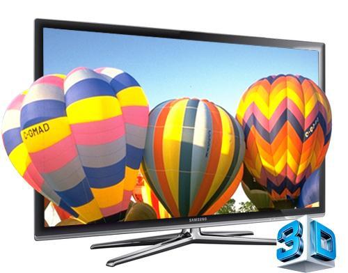 3D телевизор  Samsung UE40C7000 в Эльдорадо и М Видео